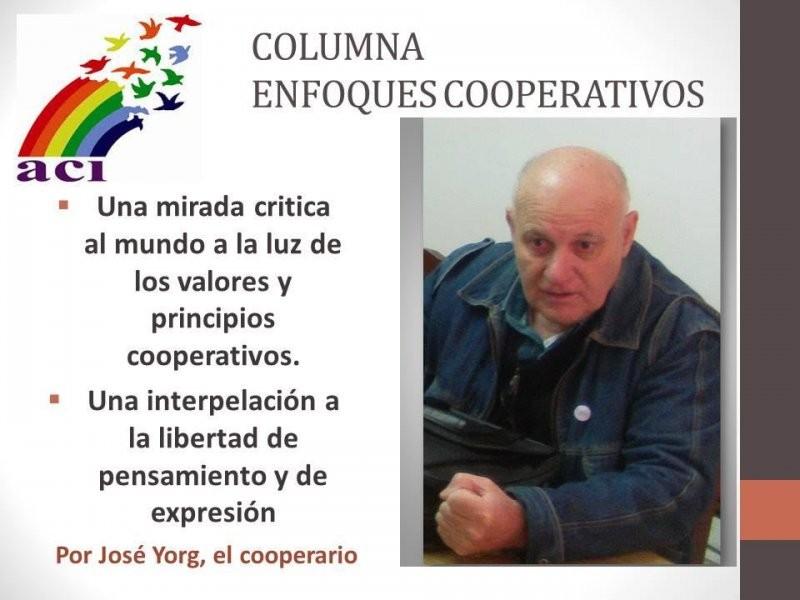 ¿Qué es la columna Enfoques cooperativos?