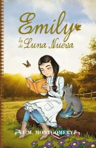 Emily, la de Luna Nueva, de Lucy Maud Montgomery