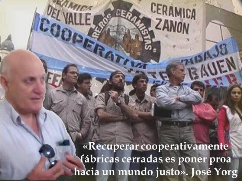 El cooperativismo como salida al cierre de las fábricas