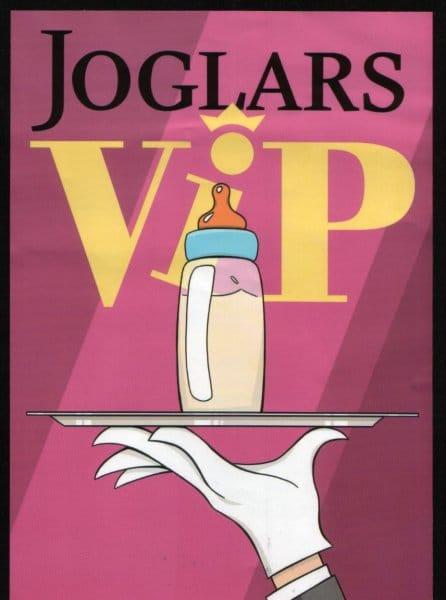 ELS JOGLARS V.I.P.