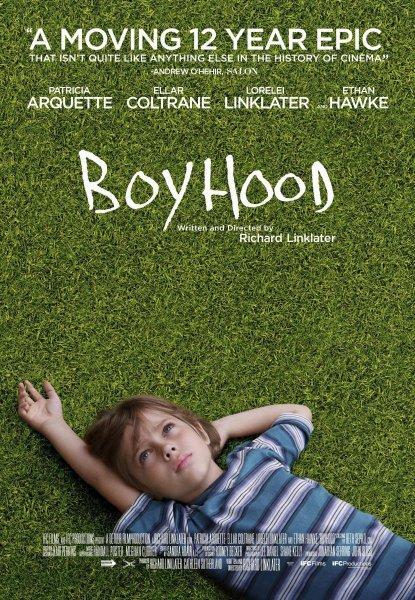 Casi… pero en serio, casi como la vida misma: Boyhood (2014)