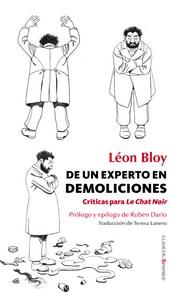 De un experto en demoliciones, de Léon Bloy