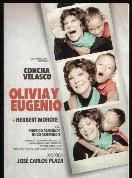 Olivia y Eugenio: preguntas al aire