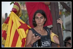 cataluña estelada independencia