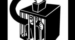 voto urna anarquia