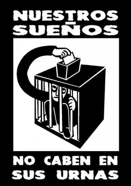 urna voto 26-J reforma de la ley electoral