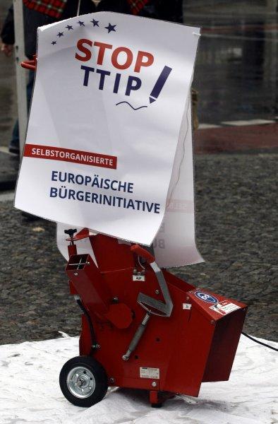 Parar el TTIP