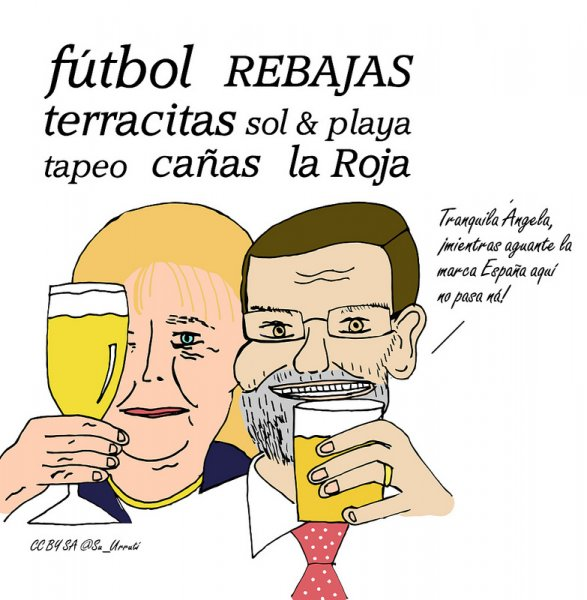 La verdadera Marca España