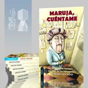 Maruja, cuéntame;  de Sergio Aguado