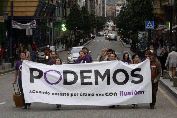 """""""Podemos"""" y la crisis social de la izquierda institucional"""