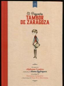 El pequeño tambor de Zaragoza, de Alphonse Crozière