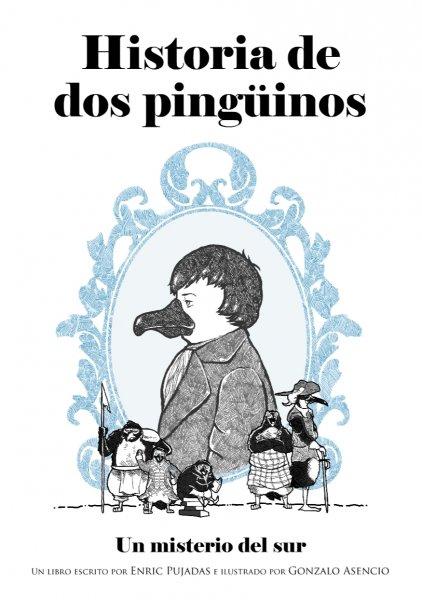 Historia de dos pingüinos, de Enric Pujadas