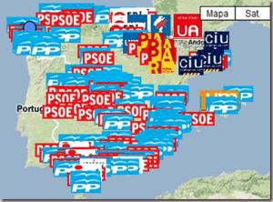 mapa corrupcion españa