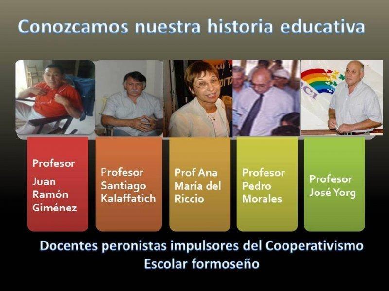 La Construcción Identitaria en el campo de la Educación cooperativa escolar