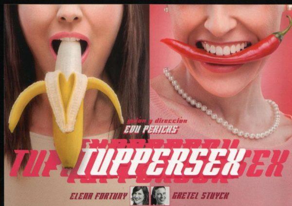 Teatro. Tuppersex: el mercadillo del sexo