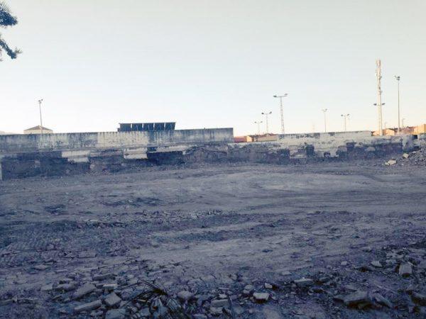 Campo de Concentración de Las Arenas