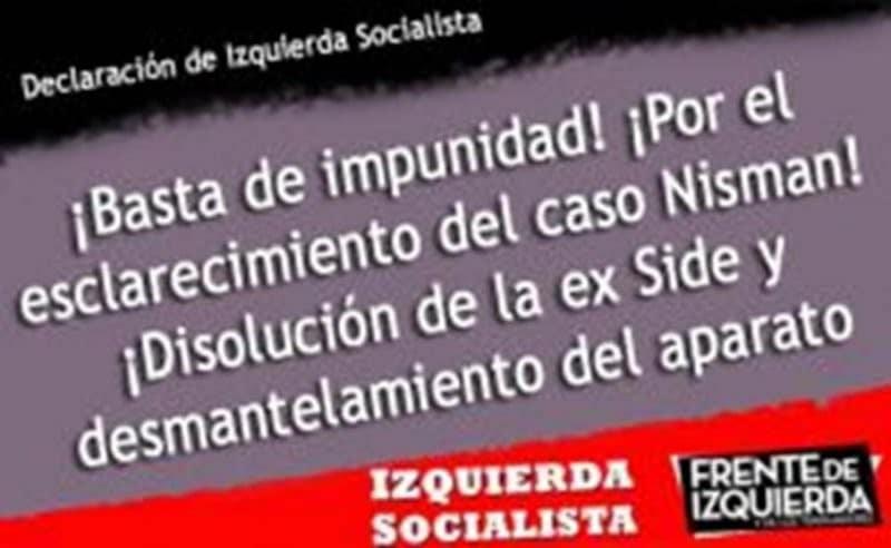 Argentina: Ante la sospechosa muerte del fiscal Alberto Nisman