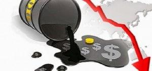 caída petroleo dólar
