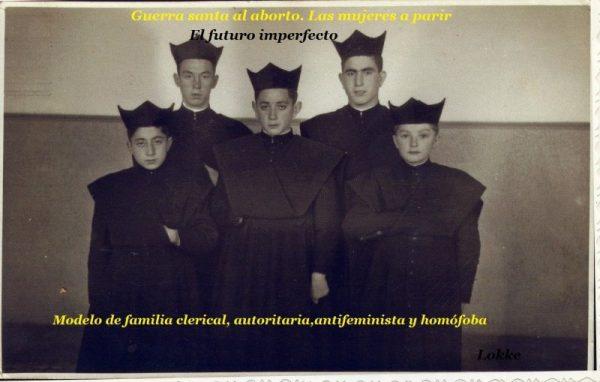 moral clerical nacionalcatolica