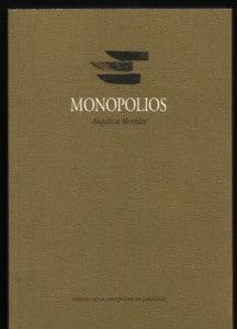 13. ANGÉLICA MORALES, Monopolios