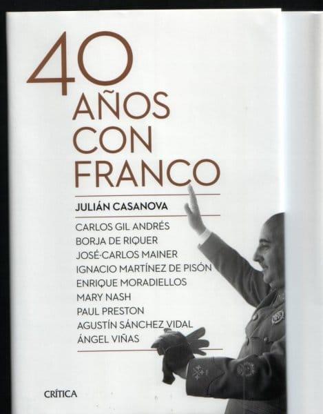 40 años con franco