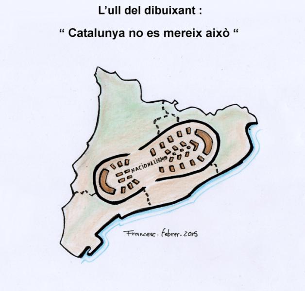 Catalunya no es mereix això