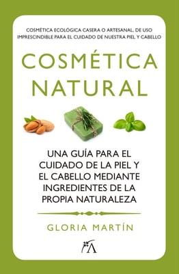 Cosmética natural de Gloria Martín