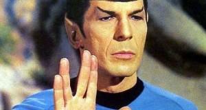 spock leonard nimoy