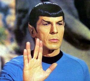 Adiós, míster Spock