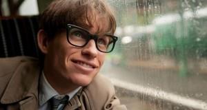 """Eddie Redmayne, quien encarna a Stpehen Hawking en la película """"La teoría del todo""""."""