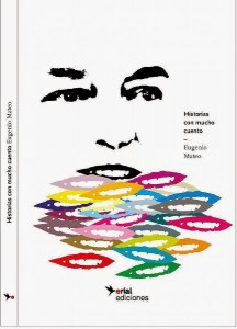 Portada del libro de cuentos. Erial Ediciones, 2015