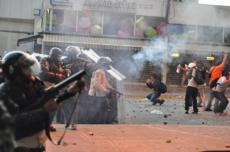 Venezuela: donde ser joven es un riesgo