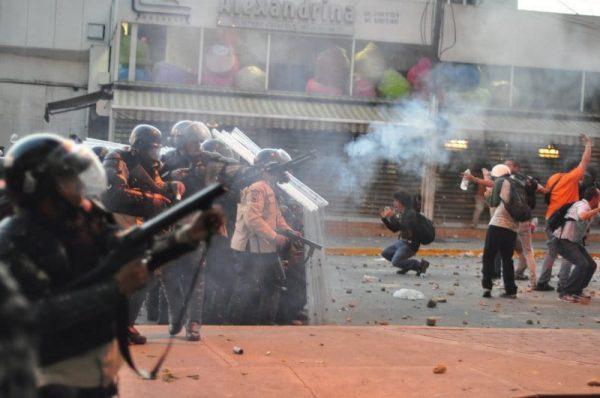 manifestaciones venezuela