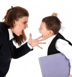 Padres infantiles