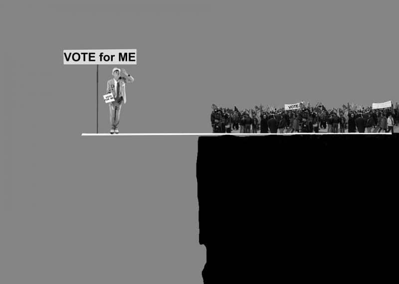 Elecciones Voto Política