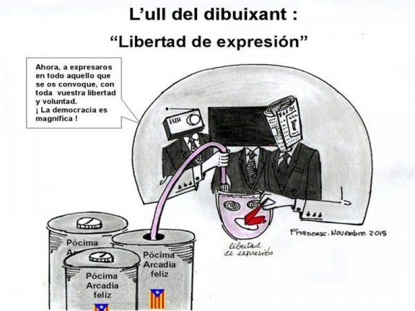 Llibertá de Expresio