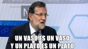 Rajoy se explica