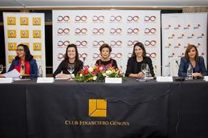 acto promovido por la Asociación de Amistad Hispano Francesa MUJERES AVENIR