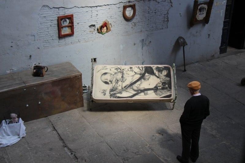 Atrio de los Gentiles. SILENCIOS exposición colectiva de arte contemporáneo