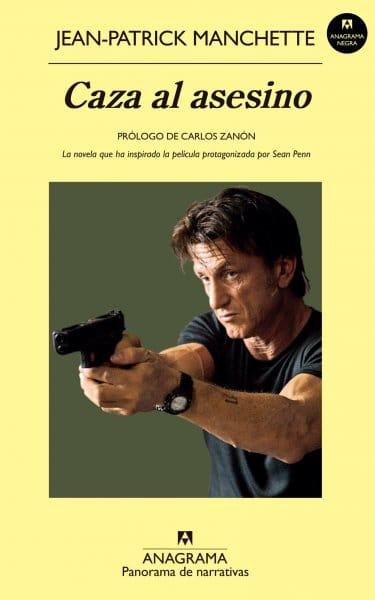 Caza al asesino, de Jean Patrick Manchette