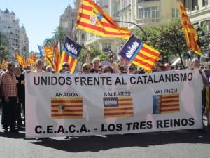 Contra el panCatalanismo