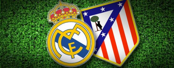 Atletico Gegen Real Madrid