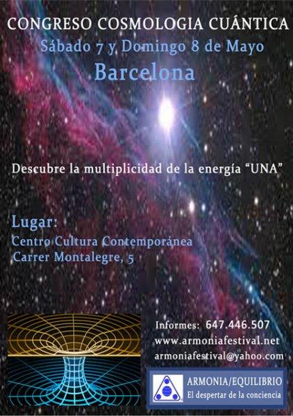 congreso cosmología cuántica
