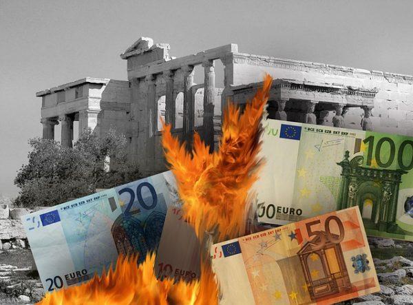 crisis euro Grecia