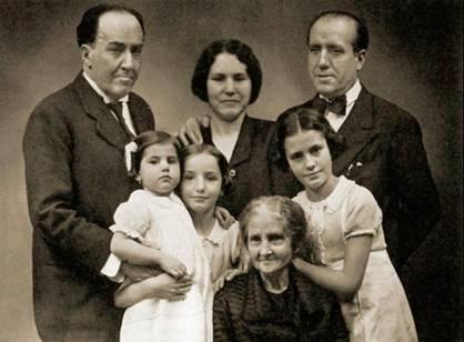 familia Machado