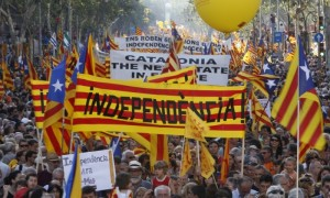 El derecho a decidir. Independencia Cataluña