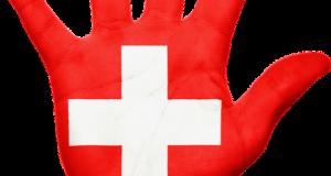 Suiza mano
