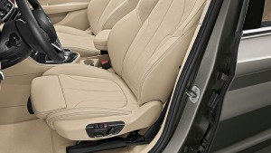 BMW Serie 2 Active Tourer asiento conductor