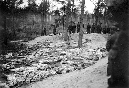 La masacre de Katyn