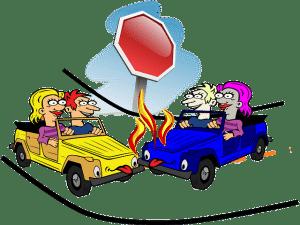 reclamar accidente trafico